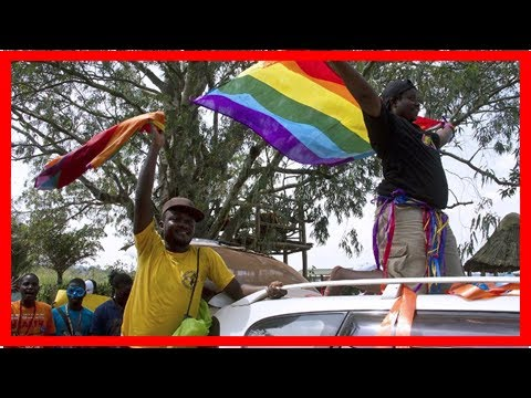 Breaking News | Anti-gay laws are 'wrong', British Prime Minister tells ex-colonies