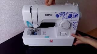 видео Швейная машинка Comfort 300