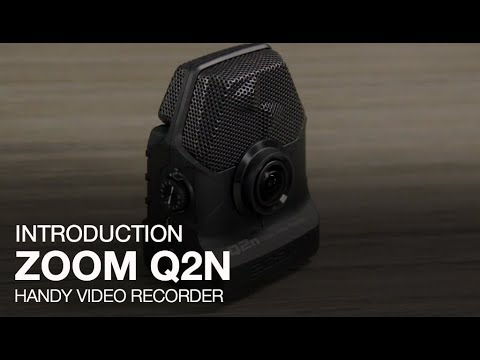 Zoom Q2n: Introduction