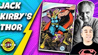 Episode 9. Jack Kirby, co-creator of Marvel (1/5): Thor. by Alex Grand