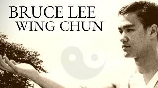 Bruce Lee Wing Chun 7 Minutes of Training Footage