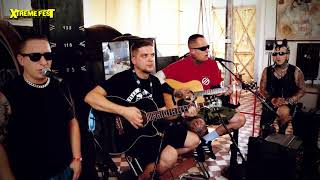 Booze&Glory   ''Blood From A Stone'' Acoustic Session @ Musée de la Mine V2