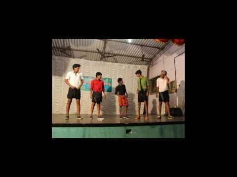 HAPPY WEDDING malayalam movie (funny dance boys)