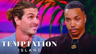 Kendal Gets Zesty With Jesse During Reunion [HIGHLIGHT] | Temptation Island | USA Network