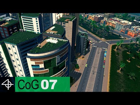 The Rise of HIGH DENSITY Buildings | Cities: Skylines – City of Gardens SCENARIO, Part 7