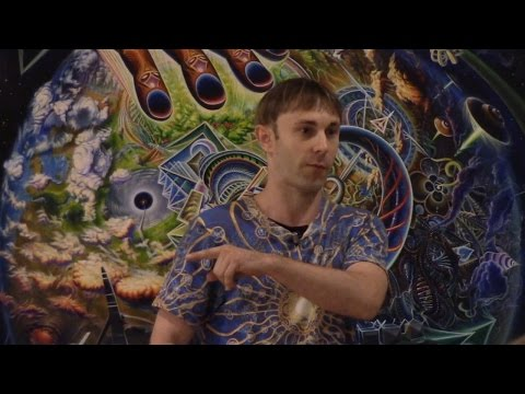 Jason Verbelli - Free Energy Talks of Here & Now