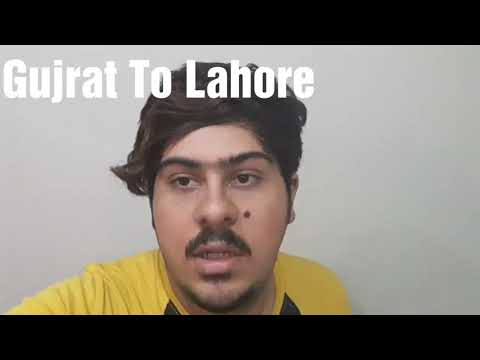 Travel Log : Review of Daewoo bus service Gujrat To Lahore
