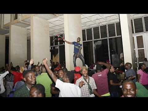 Malawi opposition celebrate annulment of Mutharika's reelect