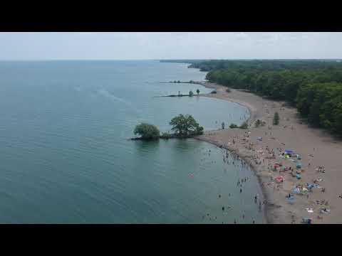 Camping Trip To Hamlin Beach , NY