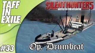 Silent Hunter 5   Battle of the Atlantic   Operation Drumbeat!
