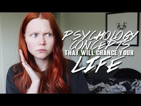 PSYCHOLOGY CONCEPTS THAT WILL BLOW YOUR MIND