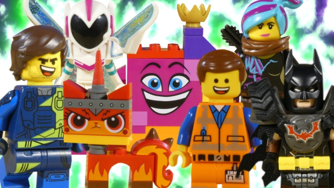 THE LEGO MOVIE 2 - ULTIMATE SERIES - STARING UNIKITTY ...