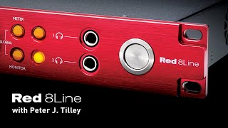 Red 8Line // Overview // At Home, At Home // Focusrite Pro
