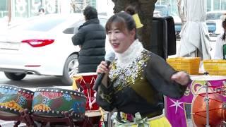 진달래 품바 오이도 문화의거리 조가비광장 종합어시장 활…