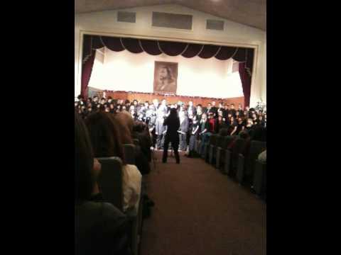 Newbury Park Adventist Academy Choir