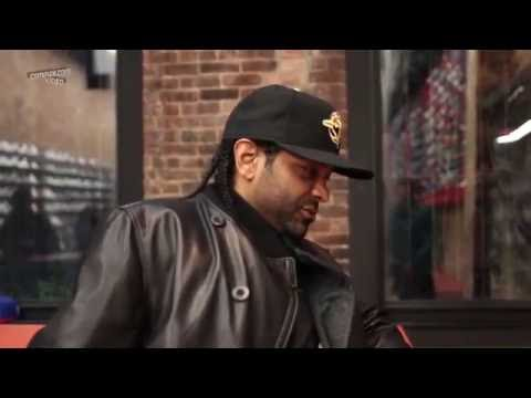 Jim Jones Goes Sneaker Shopping With Complex