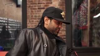 Jim Jones Goes Sneaker Shopping With Complex At Flight Club NYC