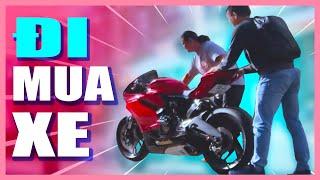 GIA HUY VLOG - Hành trình đi bắt cọp Ducati Panigale 899 (Buying Ducati Panigale trip)