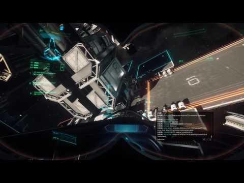 Star Citizen Alpha 2.5 - Escape from GrimHex