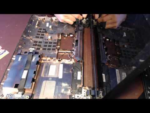 X53u X53e Asus Laptop Power Jack Repair Fix Connector Socket Input Charging Port