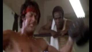 Rocky II-Trening Montage