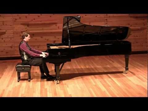 Liszt Sonata in B minor: Y.Morozov / piano lessons Central NJ, Rutgers Mason Gross