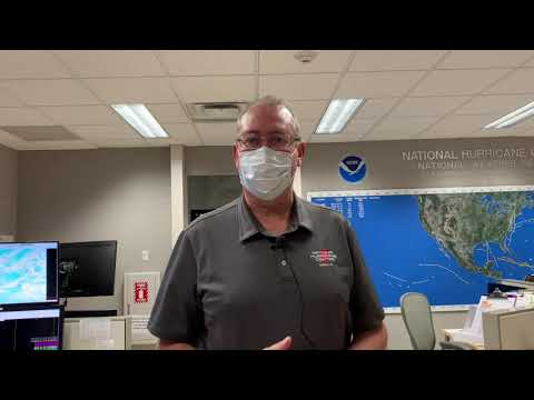 National Hurricane Center Director Ken Graham - The heart of the 2020 hurricane season.