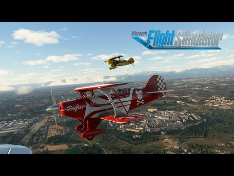 Microsoft Flight Simulator: Now Available on Xbox Series X|S and Xbox Game Pass