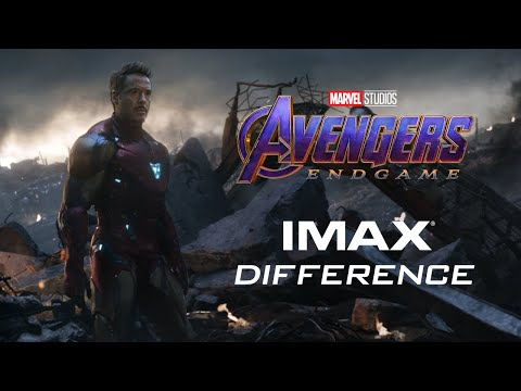 Avengers: Endgame | The IMAX®Difference