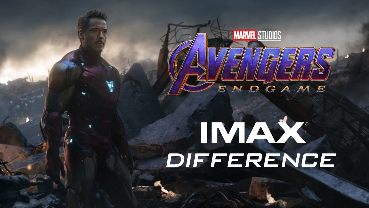 Avengers Endgame Was Filmed With Imax Cameras Imax