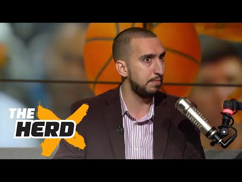 Golden State Warriors are 'an overwhelmingly arrogant team' | THE HERD