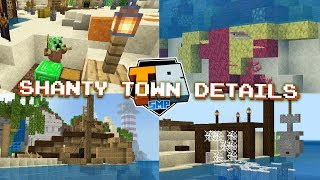 Four detail builds for your Shanty Town - Truly Bedrock #22