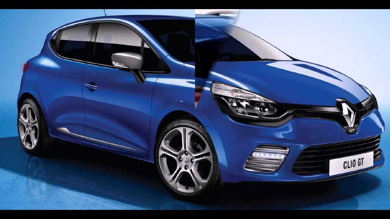 Renault clio gt line 120 2014 youtube for Clio 4 interieur rouge