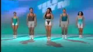 видео Памп-аэробика