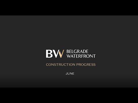 Construction Progress Update | JUNE 2020