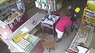 Comerciante reage a assalto em João Pessoa - Portal Correio
