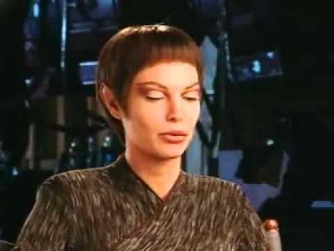 Jolene Blalock ed on Enterprise set