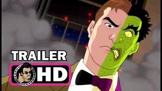 BATMAN VS. TWO-FACE Official Trailer (2017) Adam West, William Shatner Superhero Movie HD