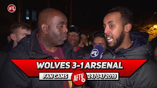 Wolves 3-1 Arsenal | From Leno To Lacazette Everyone Was POOR! (Rant)