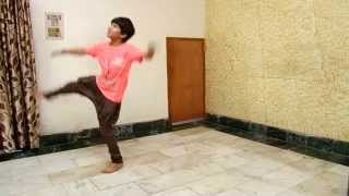 contemporary dance on hindi song