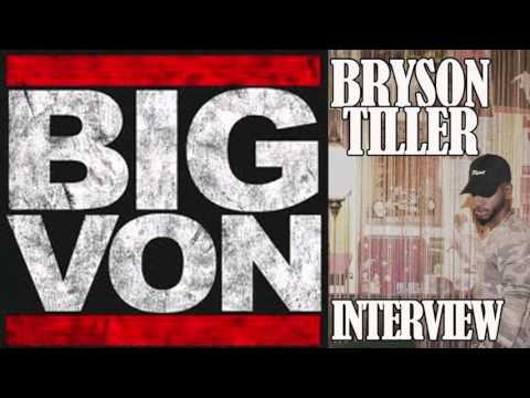 Bryson Tiller Interview
