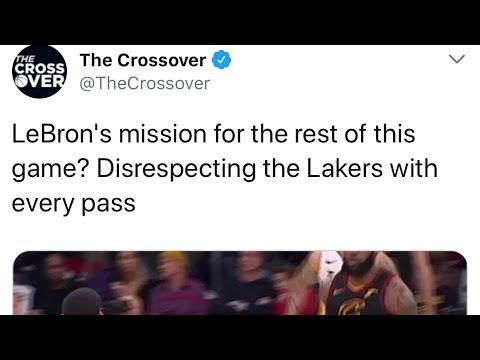 Kings mock Lakers' 'consider this a warning, NBA' tweet