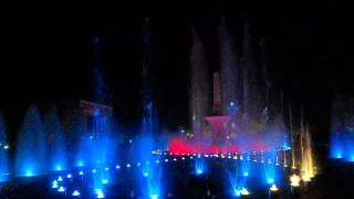 Vigan City Dancing Fountain Gangnam Style