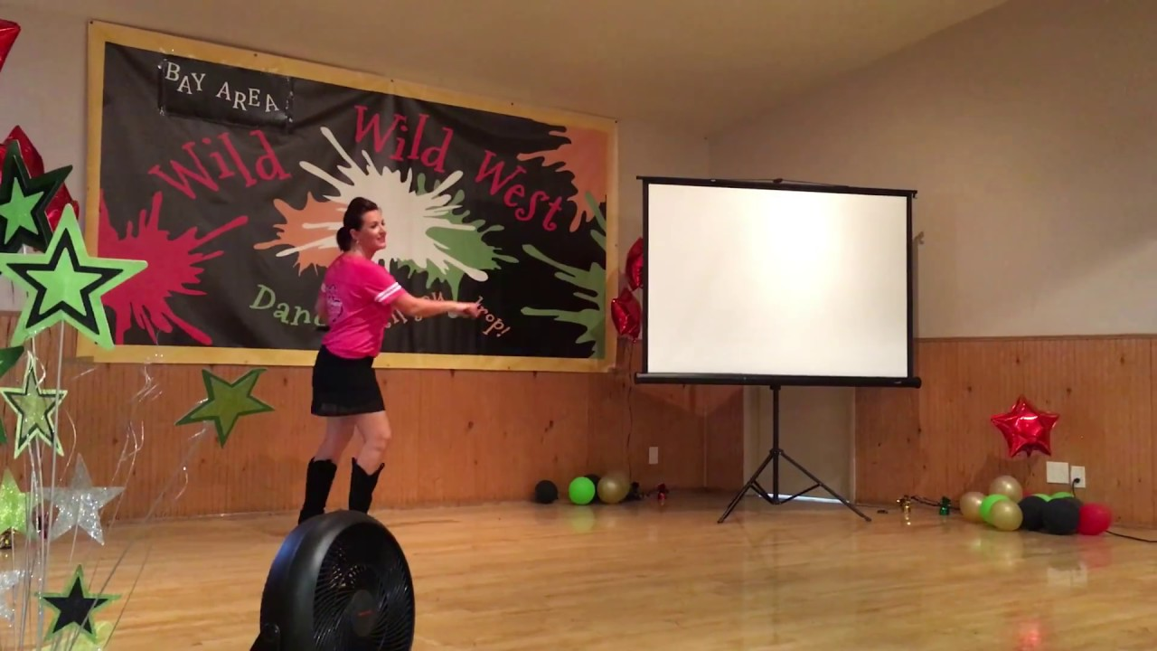 Think I'm Sexy Line Dance by Rachael McEnaney-White & Laura Andrea Lopez @WWW2017