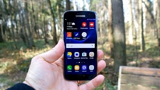Samsung Galaxy S7 - videopohled