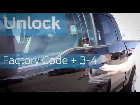 Ford Keyless Entry Code Hack >> How To Use The Ford Keypad