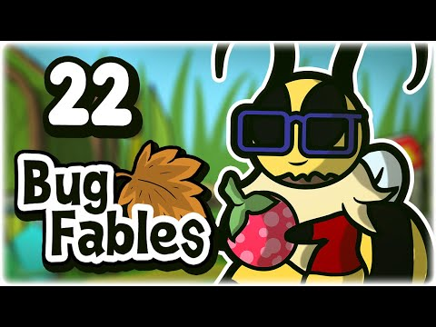 THE EVERLASTING SAPLING! | Letu0027s Play Bug Fables | Part 22 | Blind PC Gameplay HD