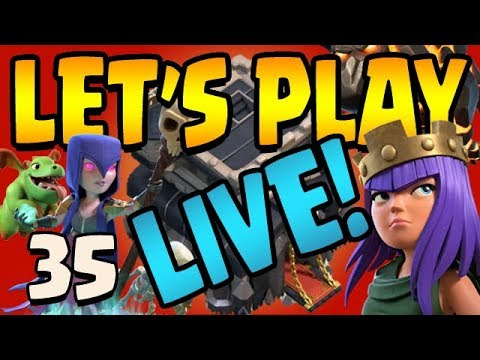 200 GEMS!  DRAGONS LIVE!!  Let's Play TH9 ep35 | Clash of Clans