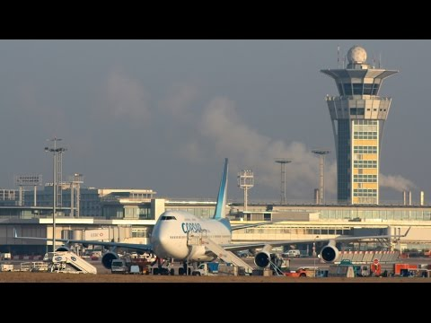 Paris Orly Airport experience [Aviation music video]