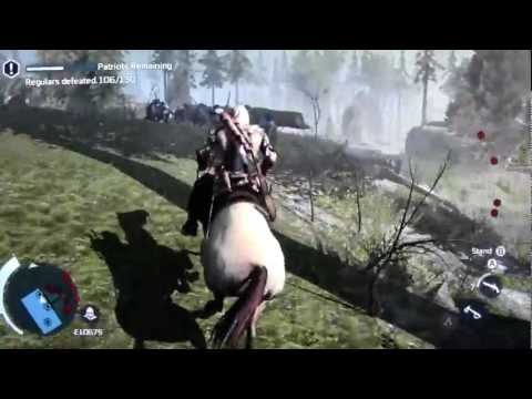 Assassin's Creed 3 playthrough: part 20- The Battle of Lexington and Concord